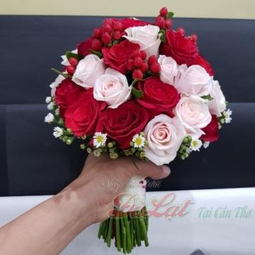 Cầm tay cô dâu 2