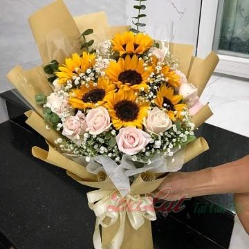 Hoa ngs dương vàng