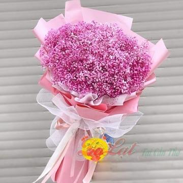 Màu hồng yêu thương